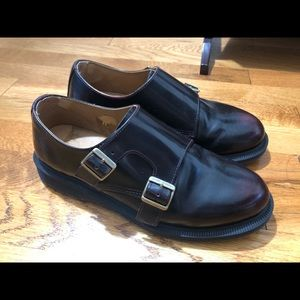 Dr. Martens Women's Pandora slip-on loafer